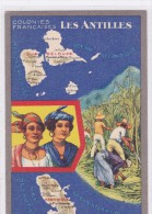 Martinique - Colonies Françaises - Les Antilles - Martinique