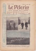 LE PELERIN 15 Mars 1908 Nos Troupes Au Maroc, Drame à Chicago, Le Dompteur Clémenceau... - Books, Magazines, Comics