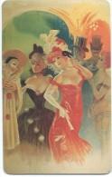 Calendrier De Poche/Brocante De La Place /Ezy Sur Eure/Eure/style Carte De Crédit/1993      CAL279 - Calendriers