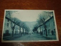 HOSTUN : Grande Rue ............... GE .................DIV-337 - Sin Clasificación