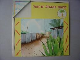Vinyle---This Is Reggae Music : Compilation (LP) - Reggae
