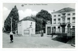 Lens. Château Du Notaire Thevissen. Kasteel Van Notaris Thevissen. - Lens