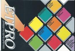 Calendrier De Poche/ETPRO/Etudes Et Promotion//1997      CAL277 - Calendriers