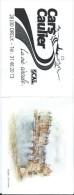 Calendrier De Poche/Transport/Cars Caulier / SCAL/Dreux //1992      CAL293 - Petit Format : 1991-00