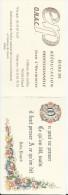 Calendrier De Poche/Ecole De Rééducation Professionnelle/ Jean L´Herminier/Château Des Roches /OISSEL/1997      CAL300 - Calendars