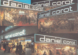 DANIEL COROT MARSEILLE BOURSE OCTOBRE 1980 MULTIVUES (DIL175) - Magasins