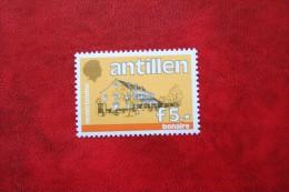 Standaardserie NVPH 858 1986 MNH POSTFRIS NEDERLANDSE ANTILLEN  NETHERLANDS ANTILLES - Curacao, Netherlands Antilles, Aruba