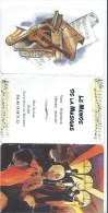 Calendrier De Poche/Le Monde De LaMusique/SaintJean De Bournay/1998      CAL289 - Petit Format : 1991-00