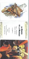 Calendrier De Poche/Le Monde De LaMusique/SaintJean De Bournay/1998      CAL289 - Calendars