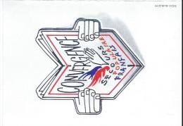 Calendrier De Poche/Secours Populaire Français/Convergence/1992      CAL290 - Calendriers