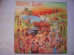 Vinyle---WEATHER REPORT : Black Market (LP De 1976) - Jazz