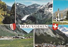 Barrage De Mauvoisin, 5 Vues - VS Valais
