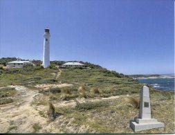 Australian Lighthouse - VIC - Cape Everard - Point Hicks Lighthouse + Captain Cook Obelisk - Lighthouses