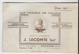 Calendrier De Poche 1950 - Calendriers