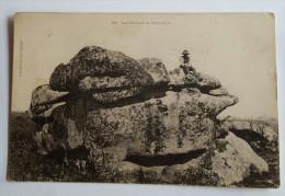 C.P.A. (29) Les Cailloux De Brignogan  Animée  Jolie Carte Voir Les 2 Photos - Brignogan-Plage