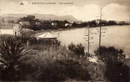 83 SABLETTES Les BAINS Vue Générale - France
