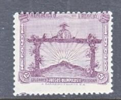 URUGUAY  338  *  OLYMPICS  SOCCER