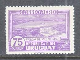 URUGUAY   C 87  *   POWER  DAM - Uruguay