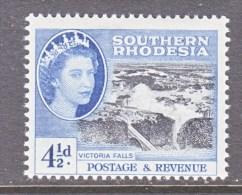 SOUTHERN RHODESIA  86  *  WATERFALLS - Southern Rhodesia (...-1964)