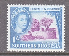 SOUTHERN RHODESIA  89  *    RUINS - Southern Rhodesia (...-1964)