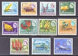 SOUTHERN RHODESIA  208-18  * - Southern Rhodesia (...-1964)