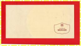 58éme A.G FFR.Coupon Réponse,déjeuner Offert Par Le Champagne MERCIER (recto Versos) - Rugby