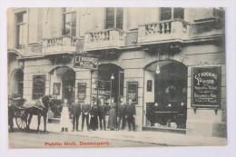 Public Hall, Devonport, 1907 - Plymouth