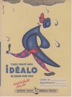 Protège Cahier - Tissu Traité Avec IDEALO - Illustration Verva - Buvards, Protège-cahiers Illustrés