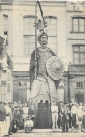 Carnaval - Douai - Monsieur Gayant En 1908 - Carnevale