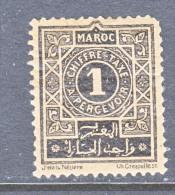 FRENCH  MOROCCO  J 27   * - Morocco (1891-1956)