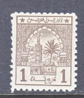 FRENCH  MOROCCO  A 1   * - Morocco (1891-1956)