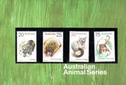 "AUSTRALIE : Pack De Presentation "" FAUNE AUSTRALIENNE "". Neuf ** MNH. Parfait état. - Briefmarken"