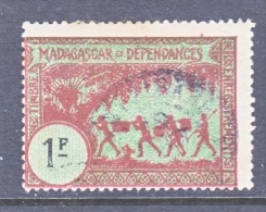 FRENCH  MADAGASCAR  1    *   REGIST. - Madagascar (1889-1960)