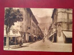 73 Savoie Cpa ALBERTVILLE Rue Gambetta - Albertville