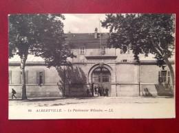 73 Savoie Cpa ALBERTVILLE Le Penitencier Militaire - Albertville