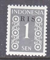 """INDONESIA  """" RIS """" 335  * - Indonesia"""