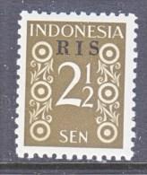 """INDONESIA  """" RIS """" 337   * - Indonesia"""