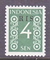 """INDONESIA  """" RIS """" 339   * - Indonesia"""