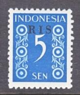 """INDONESIA  """" RIS """" 340   * - Indonesia"""