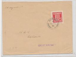 Guernsey Beleg  ( Be3325 ) Siehe Scan - Besetzungen 1938-45