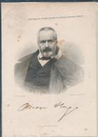 Stich  Victor Hugo  ( Zz9622 ) Siehe Scan - Old Paper