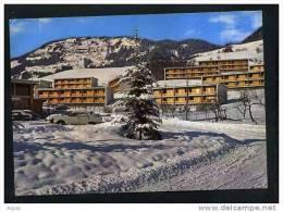 74  PRAZ-SUR-ARLY  Vue Generale Du Village Vacances En Famille - Non Classés