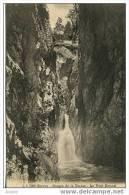 74  SERVOZ Gorges De La Diosaz Le Pont Naturel - Non Classificati