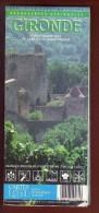 1 Carte - Ign Gironde - Cartes Routières