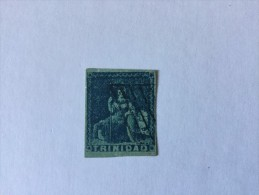 1851-1853 Trinidad  Scott  3 A - Trinidad & Tobago (...-1961)