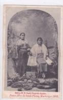 Jeune Fille De Saint-Pierre - Martinique 1902 - Martinique