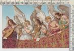 Angeli Suonatori In Coro Guido Reni  Pittura Quadri - Angels