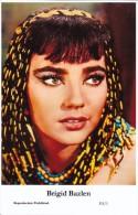 BRIGID BAZLEN - Film Star Pin Up - Publisher Swiftsure Postcards 2000 - Artistes