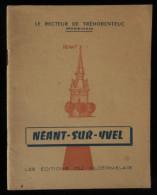 ( Bretagne Morbihan ) NEANT-SUR-YVEL Le Recteur De TREHORENTEUC  1955 - Bretagne