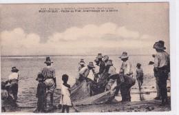 Martinique - Pêche Au Filet, Atterrissage De La Senne - Martinique